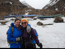 Annapurna base camp 4130 mtr
