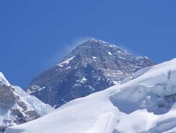Incredible View of Mt Everest 8848m