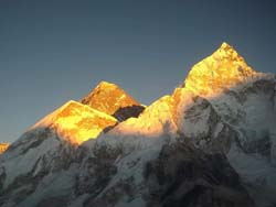 Sunrise View in Everest